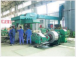 750mm液压AGC四辊可逆冷轧机