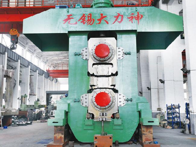 1000mm四辊钨钼热轧机机组